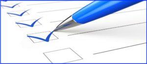 HIPAA checklist