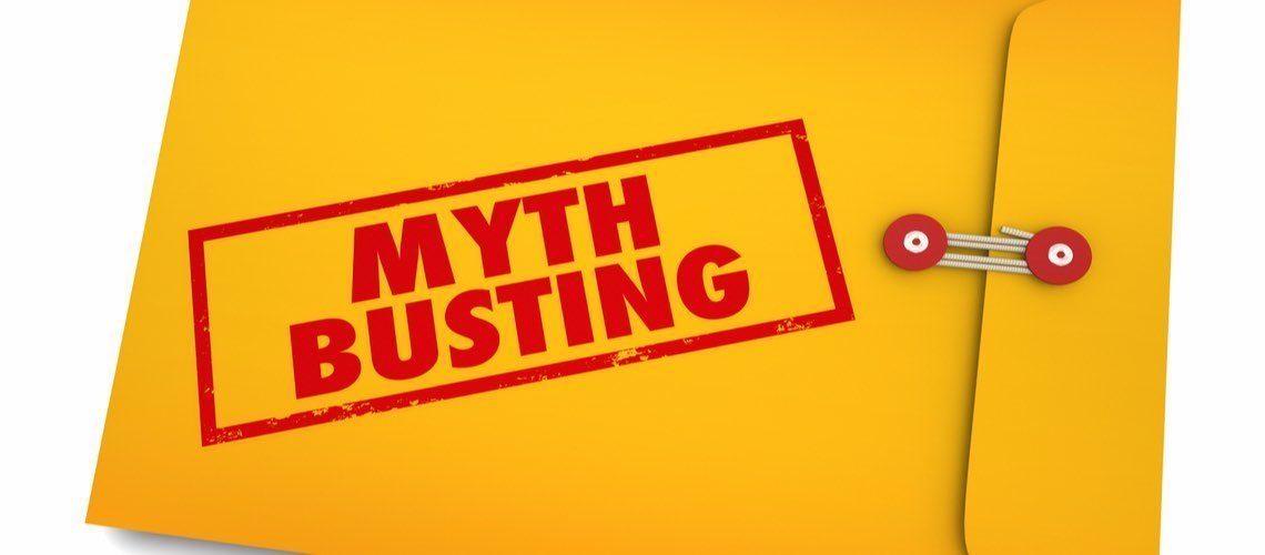 HIPAA myth busting