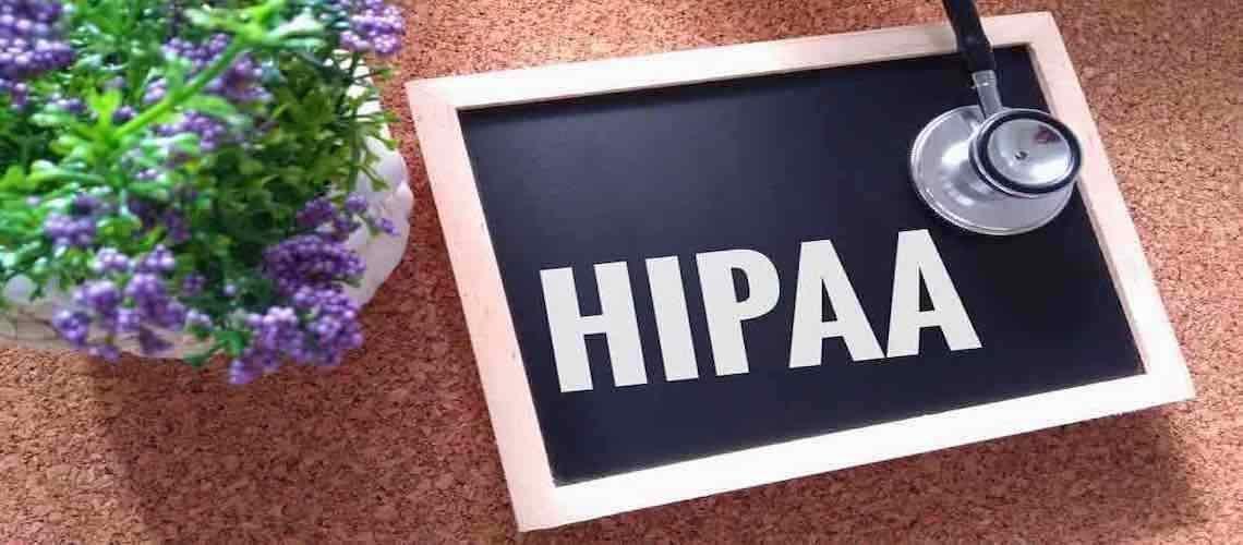 HIPAA on blackboard