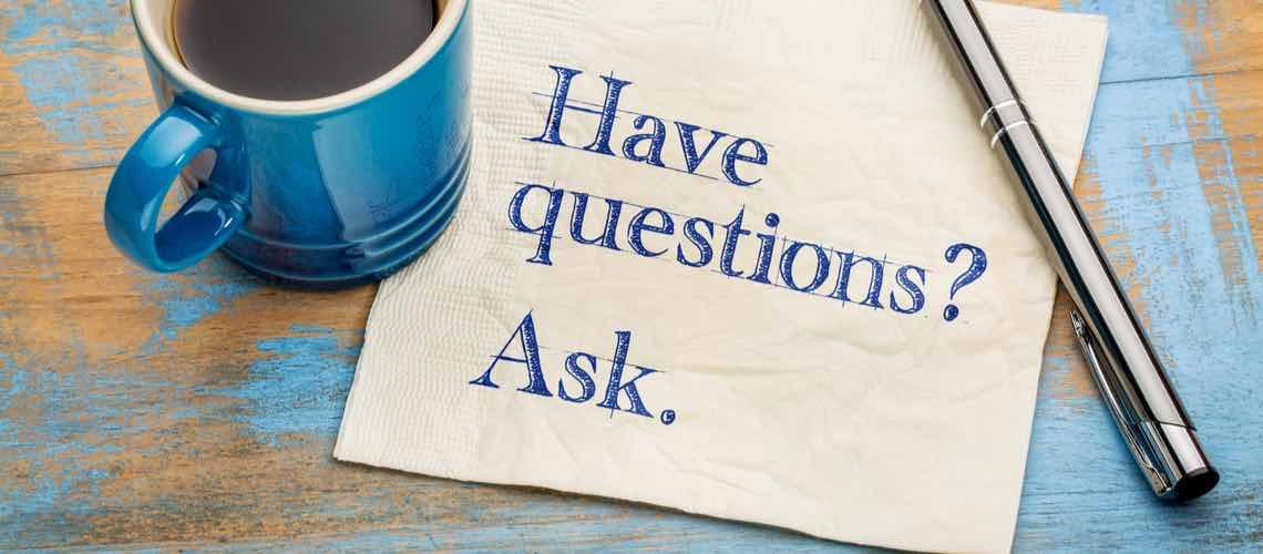 ask questions 6