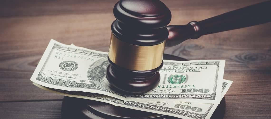 settlement fines