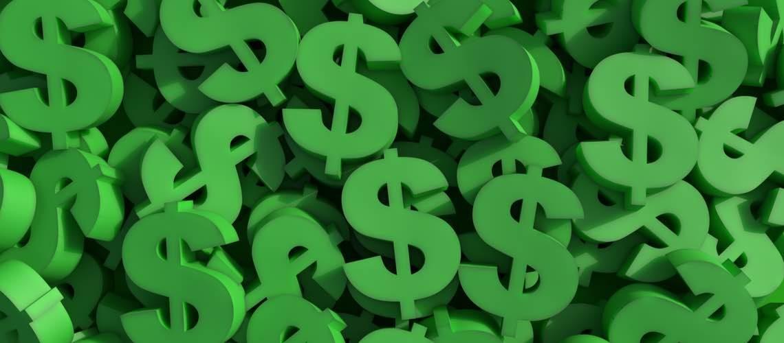 large dollar cost